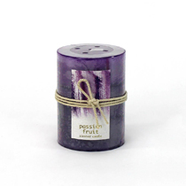 The yummy scent of this candle is a delicious combination of fresh strawberry, passion fruit and coconut. Followed by delicate rose, jasmine and hints of vanilla and sugar. Lead and tin free cotton wick. Burn Time: 60 Hours